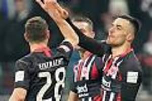 Europa League im Live-Stream - So sehen Sie Frankfurt gegen Salzburg live im Internet