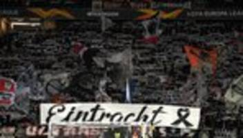 Bundesliga-Vorschau: Können alle reagieren wie die Eintracht-Fans?
