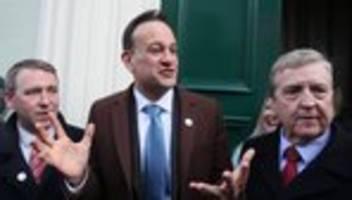 leo varadkar: irlands premierminister bietet rücktritt an