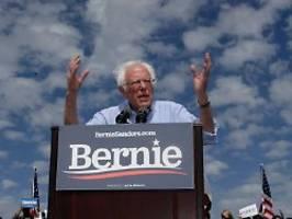 Einmischung in Vorwahlen: Russland will wohl Sanders unterstützen