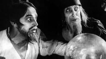 Restaurierter Stummfilm: «Das Wachsfigurenkabinett» auf der Berlinale
