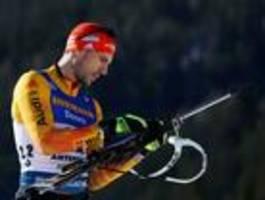 Warum die deutschen Biathlon-Männer bei der WM nicht in Schuss sind