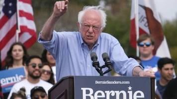 Bericht: Russland will laut US-Behörden Bernie Sanders unterstützen