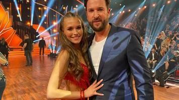 Let's Dance: Laura Müller und der Wendler – was Sie im TV nicht zu sehen bekamen