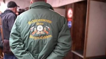 Video: Schock im Schützenverein - Hanau-Täter war Mitglied