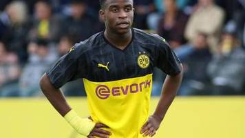 BVB-Youngster: Moukoko gibt DFB-Comeback - Ricken: «Großer Traum»