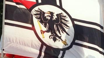Rechtsextreme Terrorgruppe: Mitarbeiter hatte Reichskriegsflagge auf dem Balkon – Hammer Polizei räumt Fehler ein