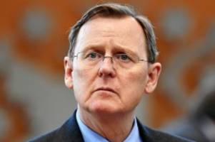 Kommentar: Thüringen: Die geplante Regierungsbildung ist ein Tabubruch