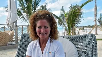 Zurück zur Natur: Flucht in die heile Karibik: Zu Besuch auf der Kunstinsel Ocean Cay
