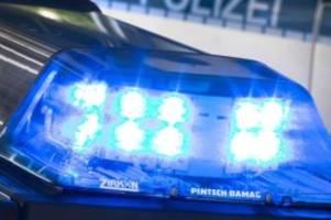 Kriminalität: Betrunkener randaliert: Polizei holt Kind aus seiner Wohnung