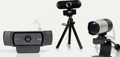 das sind die besten webcams für streaming und videotelefonie