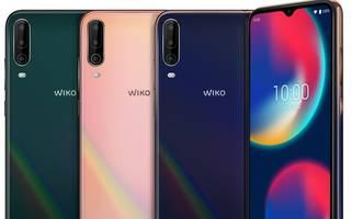 Mehr Akku,  Kino und Kameras: Neue Smartphones von Wiko,  Sony und LG