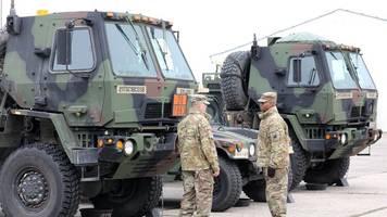 militärischer schulterschluss: großübung defender wichtig für bündnisverteidigung