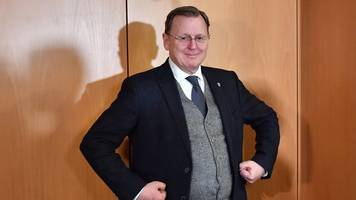 Neuwahl im April 2021 - Durchbruch in Thüringen: Vereinbarung für Ramelow-Wahl