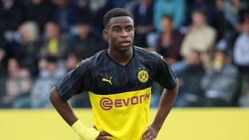 BVB-Youngster Moukoko erstmals für deutsche U19 nominiert