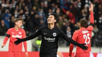 Europa League - Starker Eintracht-Abend: Kamada glänzt,  Fans setzen Zeichen