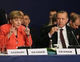 türkei: erdogan will von deutschland und frankreich hilfe im idlib-krise