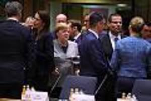 Streit um EU-Haushalt - Sondergipfel in Brüssel endet ohne Einigung