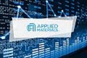 applied materials-aktie aktuell - applied materials mit kursverlusten von 1,7 prozent