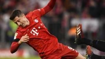 Lewandowski rettet Bayern gegen Schlusslicht Paderborn
