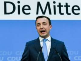 CDU und Thüringen: Fehler und noch größere Fehler