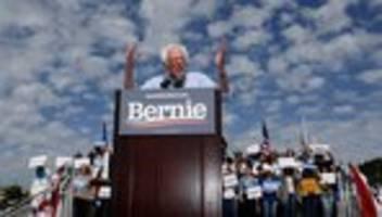 US-Vorwahlen: Russland will offenbar Bernie Sanders unterstützen