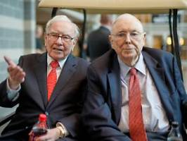 Berkshire Hathaway schwächelt: Buffett: Meinen Tod 100 Prozent vorbereitet