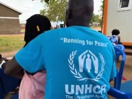 ein flüchtling in uganda erzählt: im krieg verschwinden einfach menschen