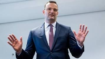 Regierungskrise in Thüringen: Spahn lehnt Ramelow-Wahl durch die CDU ab und fordert zügige Neuwahlen