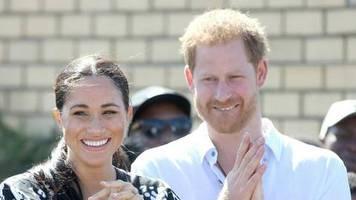 Prinz Harry und Herzogin Meghan: Was das Megxit-Abkommen für sie bedeutet