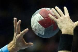 Handball: Kieler Handballer verlieren 30:33 in Weißrussland