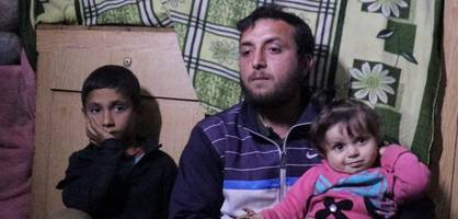 diese familie floh vor der auslöschung durch assads truppen