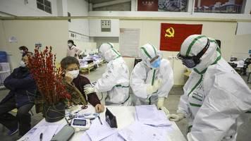 Hunderte Neuinfektionen: China meldet erneut mehr als 100 Virus-Tote