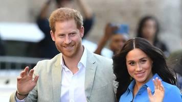 Britisches Königshaus: Harry und Meghan dürfen Marke Sussex Royal nicht benutzen