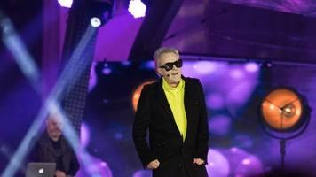 synthie-popstar - promi-geburtstag vom 23. februar 2020: howard jones