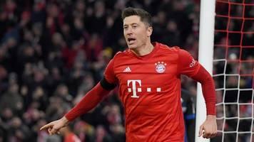 Lewandowski: Müllers 40-Tore-Marke wird schwierig