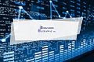 Berkshire Hathaway B-Aktie Aktuell - Berkshire Hathaway B notiert mit 0,7 Prozent Verluste