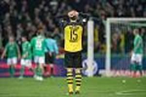 Bundesliga - Werder Bremen - Borussia Dortmund im Live-Ticker