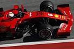 SF1000 mit mehr ABtrieb - Teamchef Binotto: Hoffentlich liegt der neue Ferrari diesmal auch Vettel