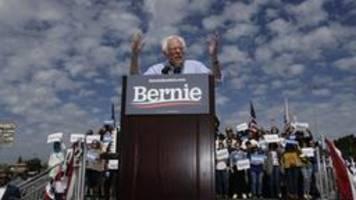 US-Präsidentschaftswahl: Russland will wohl auch Sanders helfen