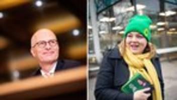 Wahl in Hamburg: Rot-Grün gewinnt in Hamburg