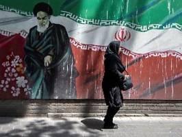 Unter Vorwand des Coronavirus: Iran wirft Ausland Anti-Wahl-Propaganda vor