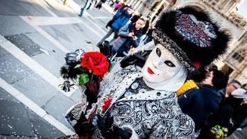 coronavirus: sorge vor ausbreitung: venedig sagt karneval ab – müssen uns drastischen maßnahmen anpassen