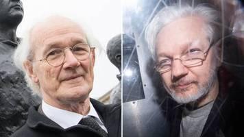 Julian Assanges Vater John Shipton: Wir vertrauen den Regierungen zu sehr – das ist ein Fehler