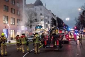 brände: brand in berlin-neukölln: ursache noch unklar
