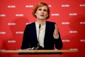 Parteien: Linke-Chefin Kipping attackiert Bundes-CDU