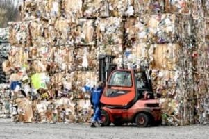 Altpapierpreise: Berlinern drohen höhere Kosten für Altpapier-Entsorgung