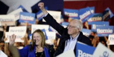 us-vorwahl der demokraten in nevada: sanders feiert erdrutschsieg