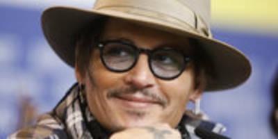 berlinale staralbum – johnny depp: der überraschend zurückhaltende