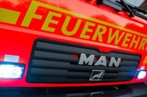 brände: neun verletzte bei feuer in hotel in zingst